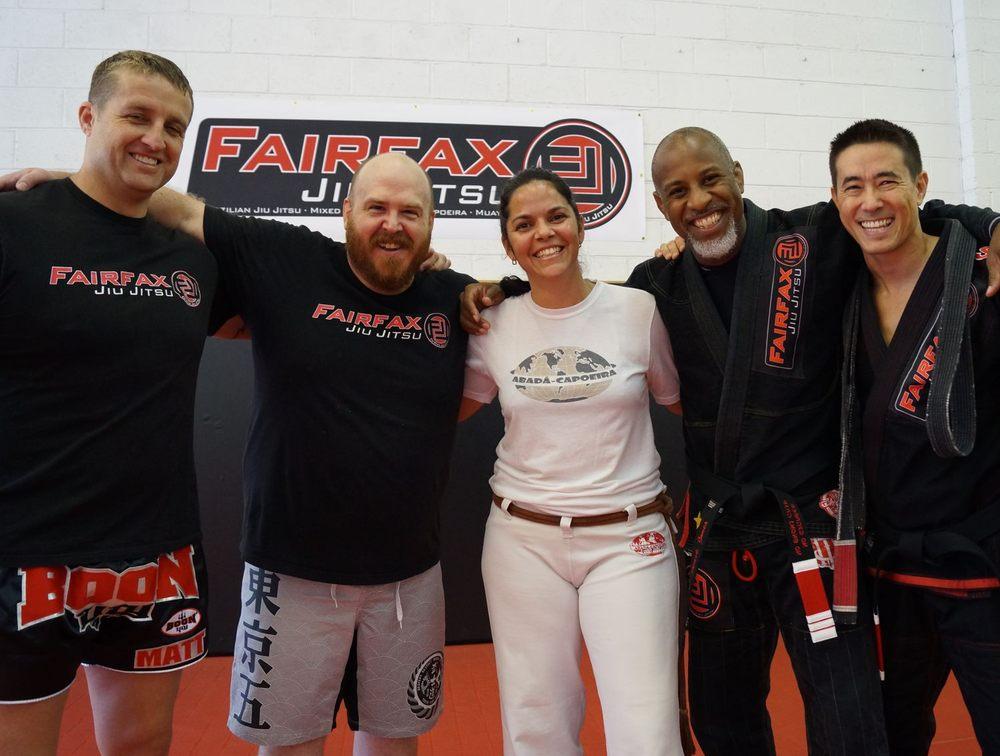 Fairfax Jiu Jitsu