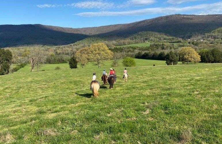 A Tennessee Dude & Guest Ranch: 1050 Ray Hixson Rd, Dunlap, TN