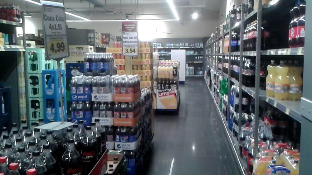 Getränke-Abteilung - Yelp