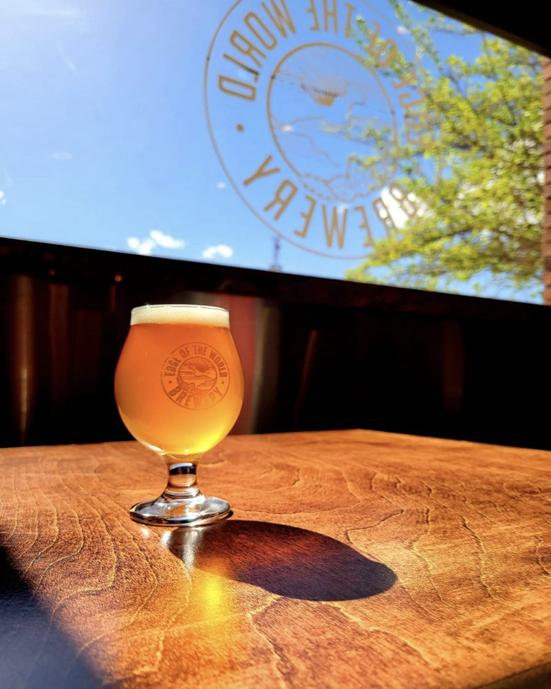 Edge Of The World Brewery: 70 N Central St, Colorado City, AZ