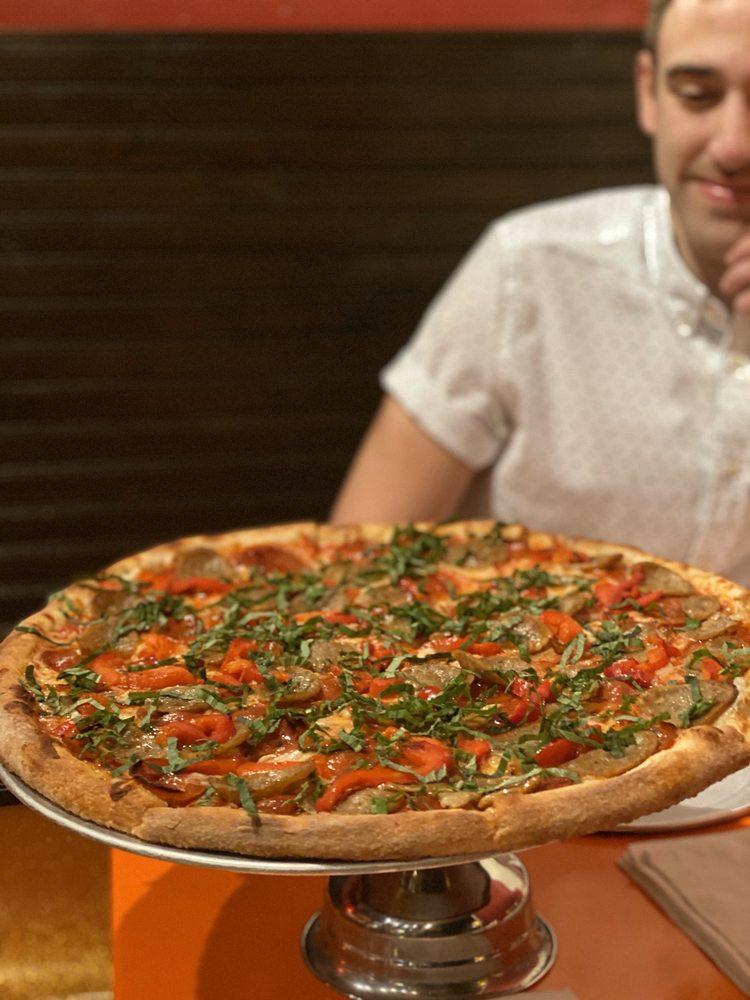 Home Slice Pizza Photo