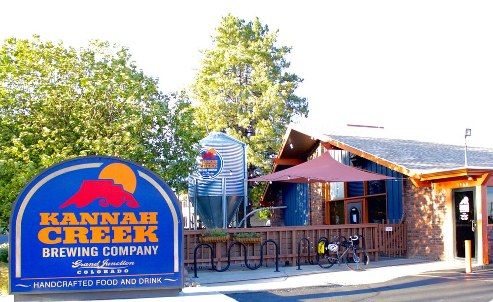 Kannah Creek Brewing Company: 1960 N 12th St, Grand Junction, CO