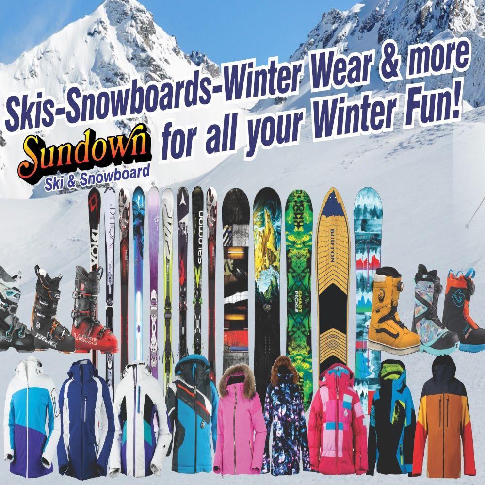 Sundown Ski And Patio: 47 Northern Blvd, Greenvale, NY