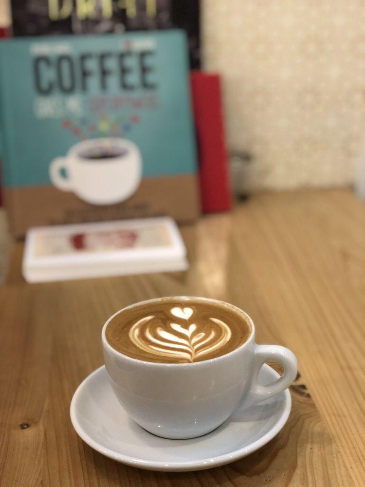 Ritual Coffee Roasters: 610 1st St, Napa, CA
