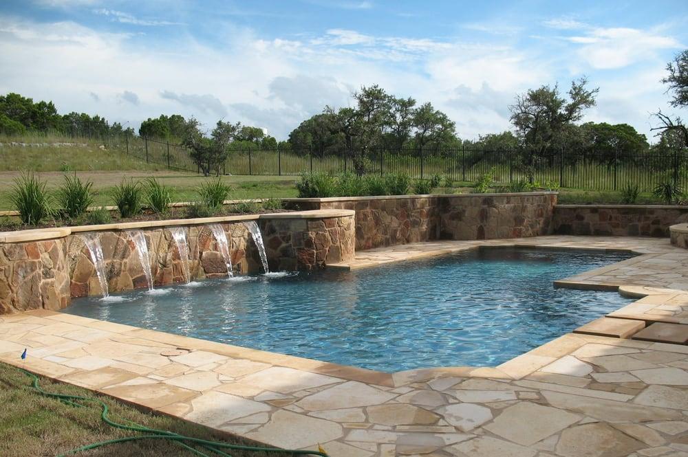 Paradise Pools & Spas: 3200 Ranch Rd 1869, Liberty Hill, TX