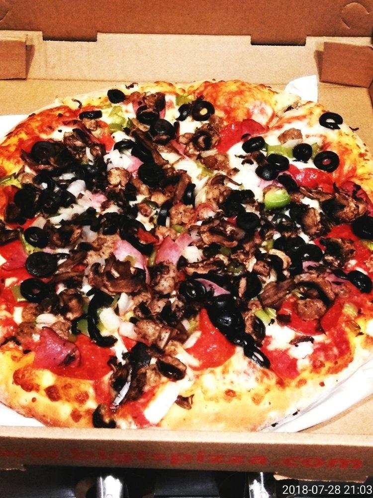 Big T's Pizza: 588 W Foothill Blvd, Rialto, CA