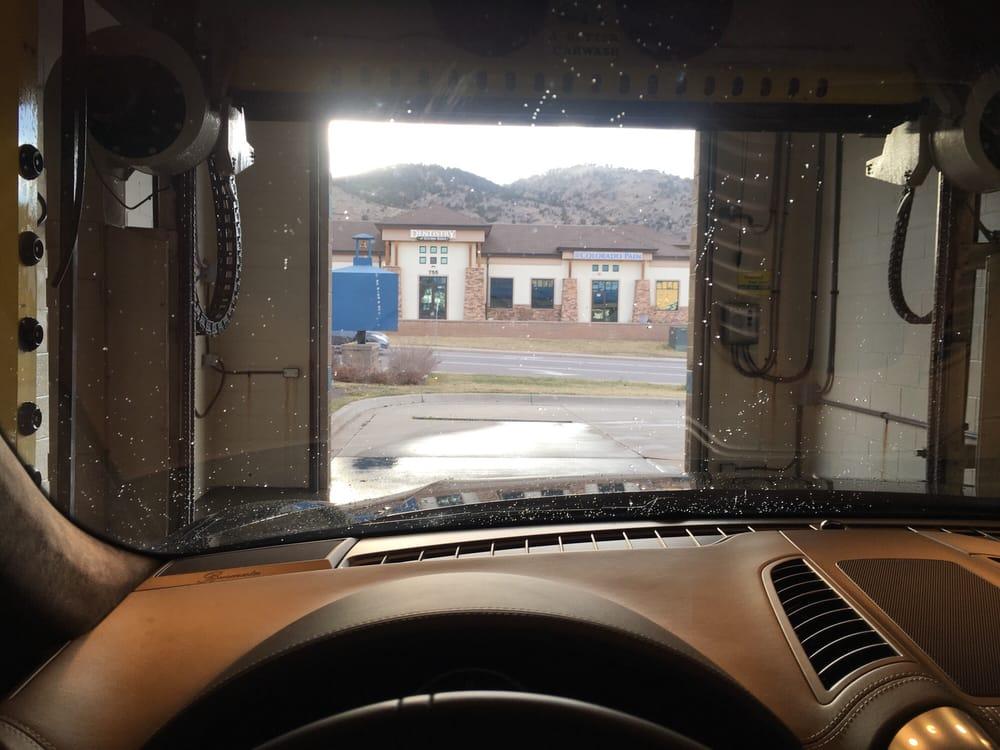 Heritage Car Wash: 730 Heritage Rd, Golden, CO