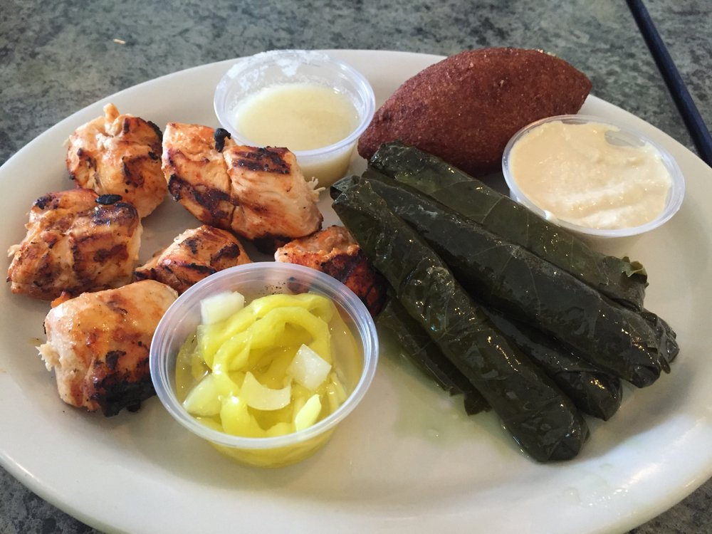 Middle Eastern Food Near Me Delivery
