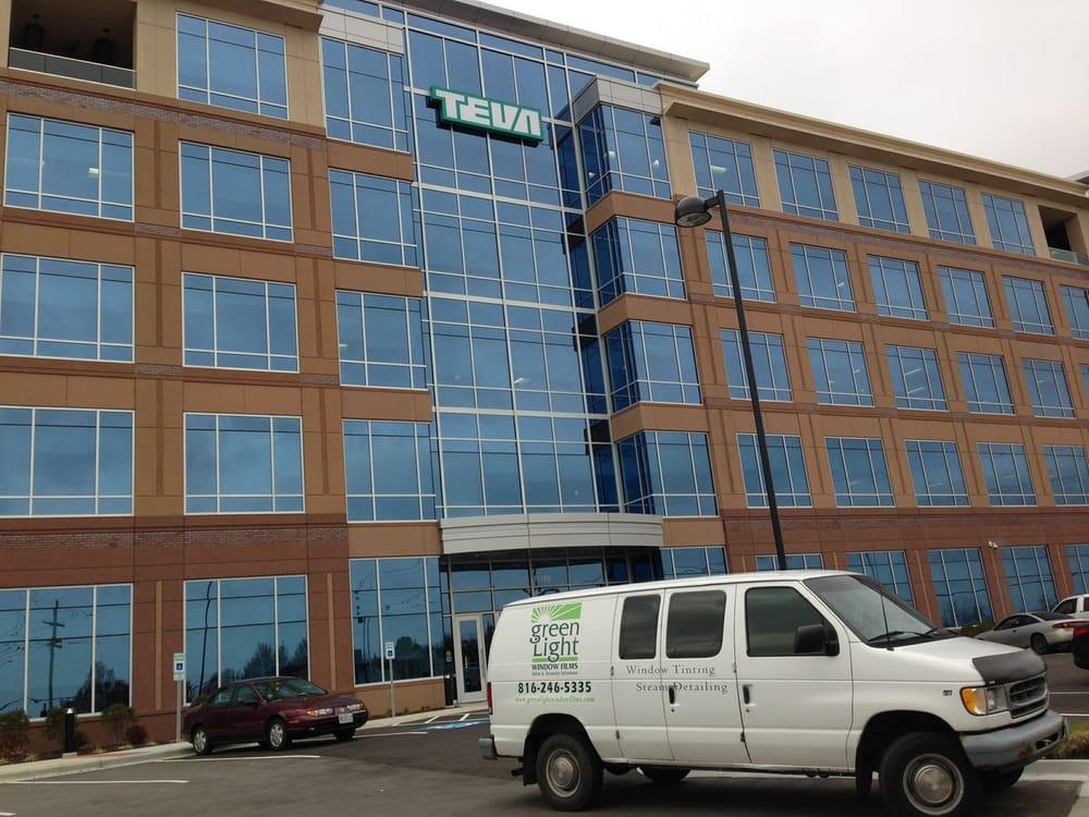 Green Light Window Films: 505 NW Blue Pkwy, Lee's Summit, MO