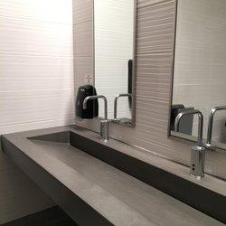 Photo Of Concrete Interiors   Martinez, CA, United States. Double Vanity In  Sacramento