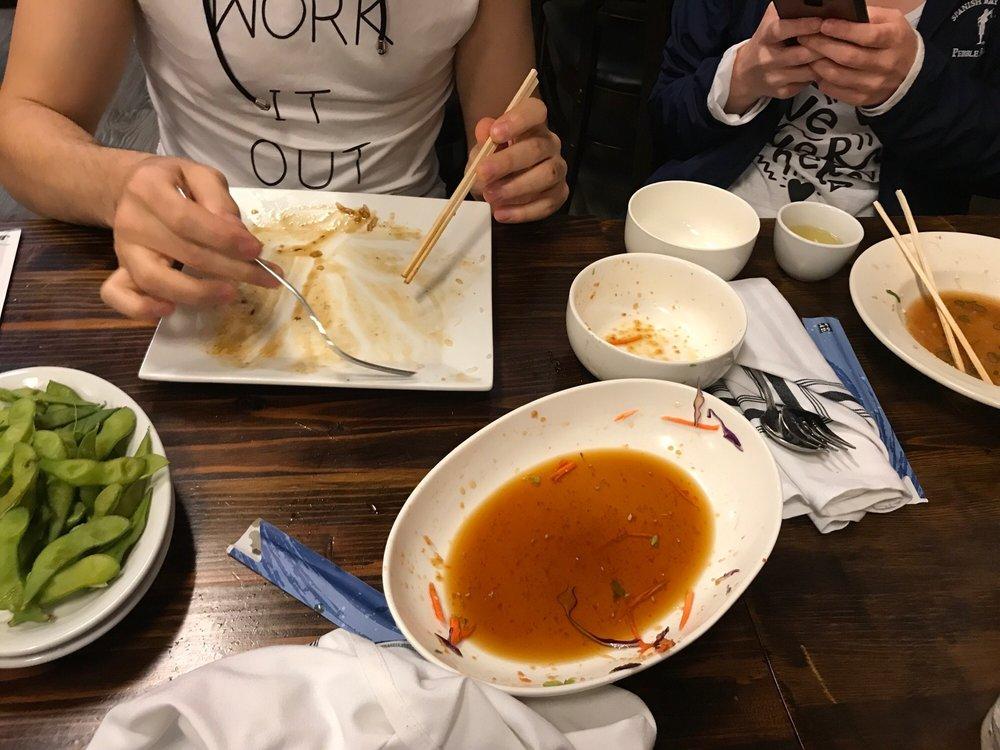 Wakatobi Japanese Grill  Hibachi and noodle