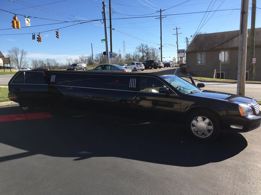 Affinity Air Limousine & Car Service: 3440 Church St, Cincinnati, OH