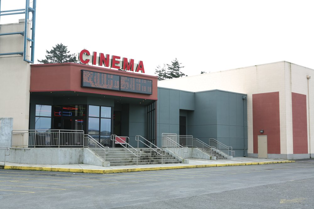 Pony Village Cinema: 1611 Virginia Ave, North Bend, OR