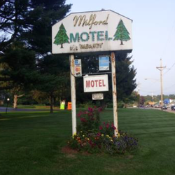 Milford Motel Hotels 591 Route 6 And 209 Milford Pa Phone
