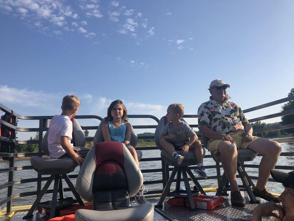 Rockin' Thunder Jet Boat Rides: 100 E Vaughn Dr, Madison, IN