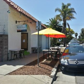 Mony S Mexican Food Santa Barbara Ca