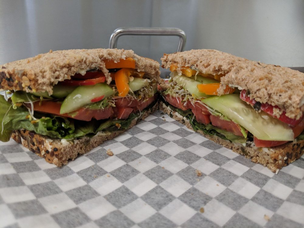 The Rockgarden Sandwich: 1045 E Cleveland Ave, Fruita, CO