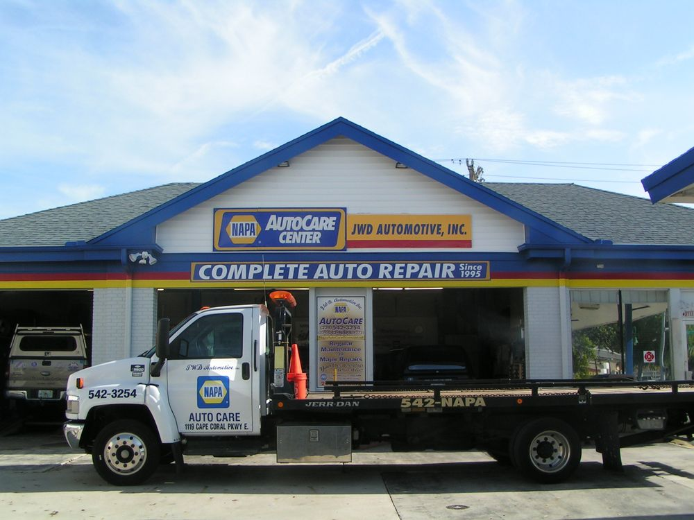 Auto Window Repair Near Me >> Napa Auto Care - Auto Repair - 1119 Cape Coral Pkwy E, Cape Coral, FL - Phone Number - Yelp