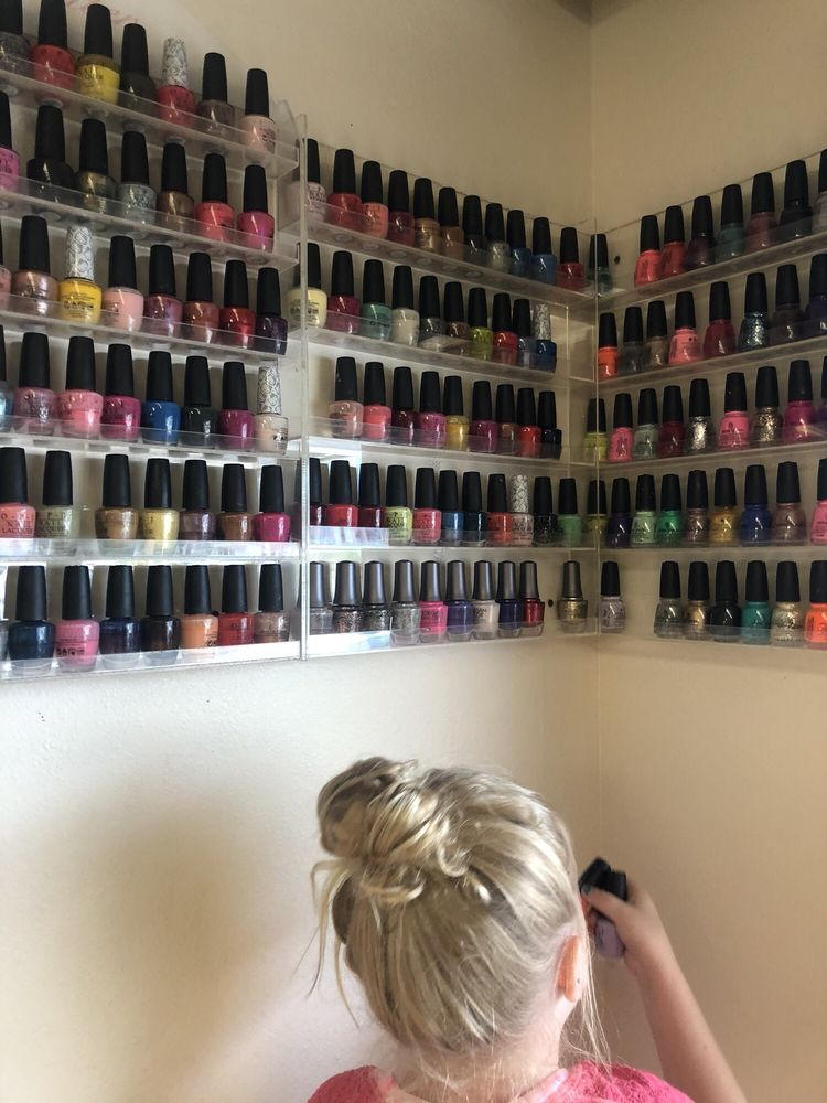 Lovely Nails: 1023 Kings Highway St, Rolla, MO
