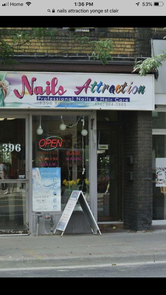 Nail Attraction