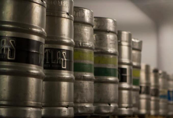 Atlas Brew Works: 2052 W Virginia Ave NE, Washington, DC, DC