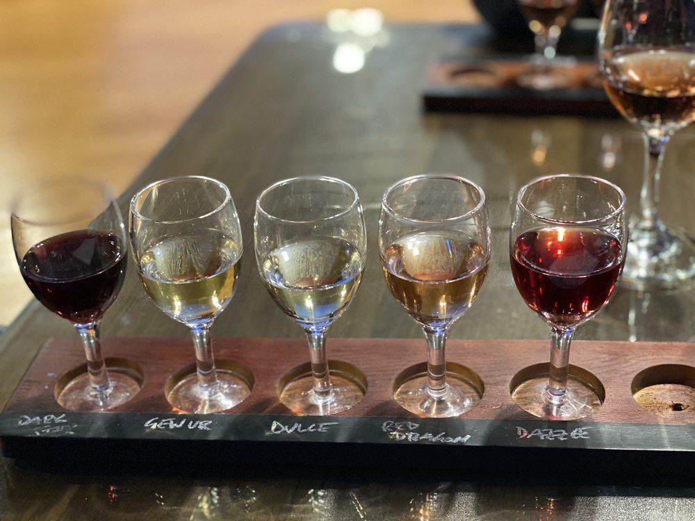 Harmony Winery: 18 N Jefferson St, Knightstown, IN