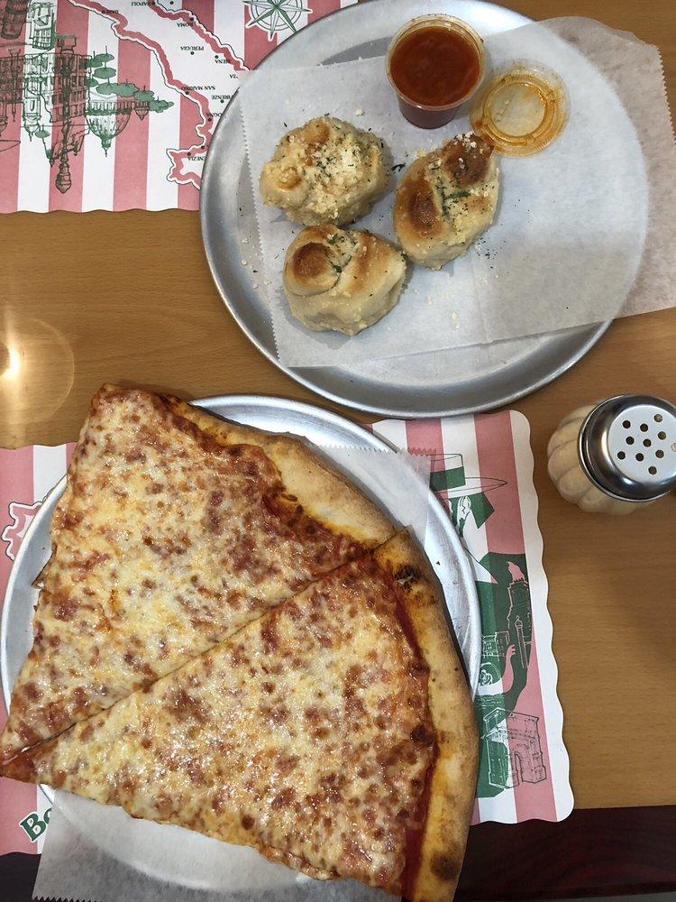 F & J Pizzeria: 7 Goshen Ave, Washingtonville, NY