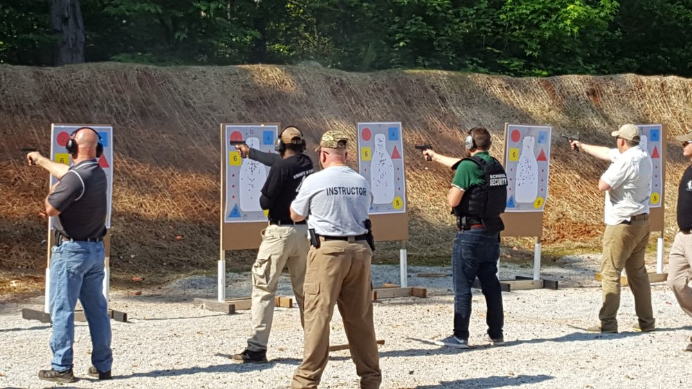 4G Tactical Firearms and Security Training