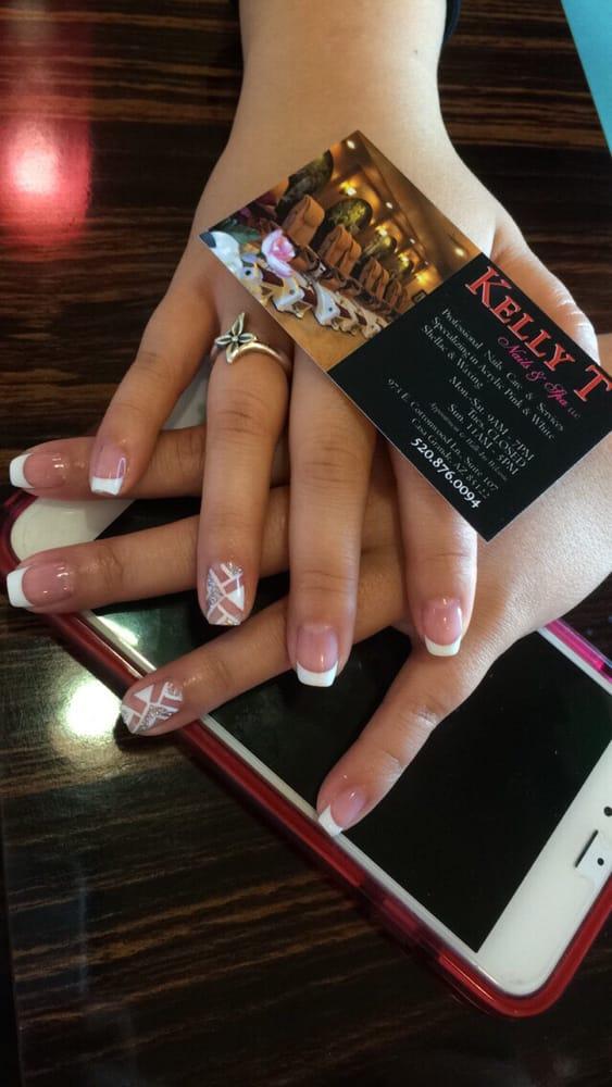 Kelly T Nails & Spa: 973 E Cottonwood Ln, Casa Grande, AZ