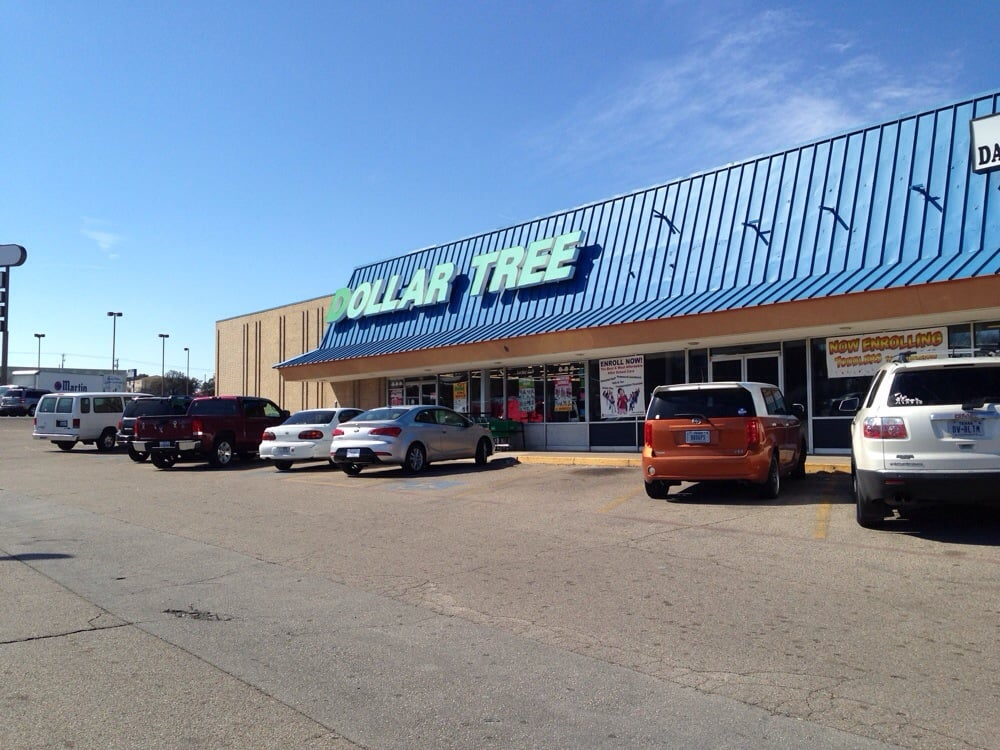Dollar Tree Discount Store 815 E Hwy 190 Copperas