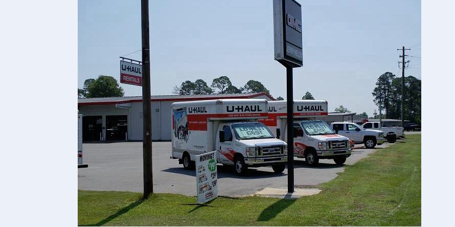 U-Haul Neighborhood Dealer: 1100 S Hutchinson Ave, Adel, GA