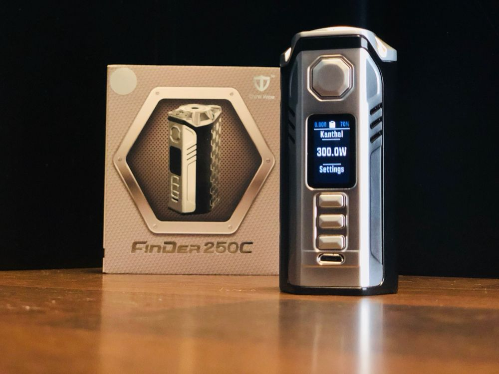 Lost Vape Paranormal has the newest DNA chip and with the