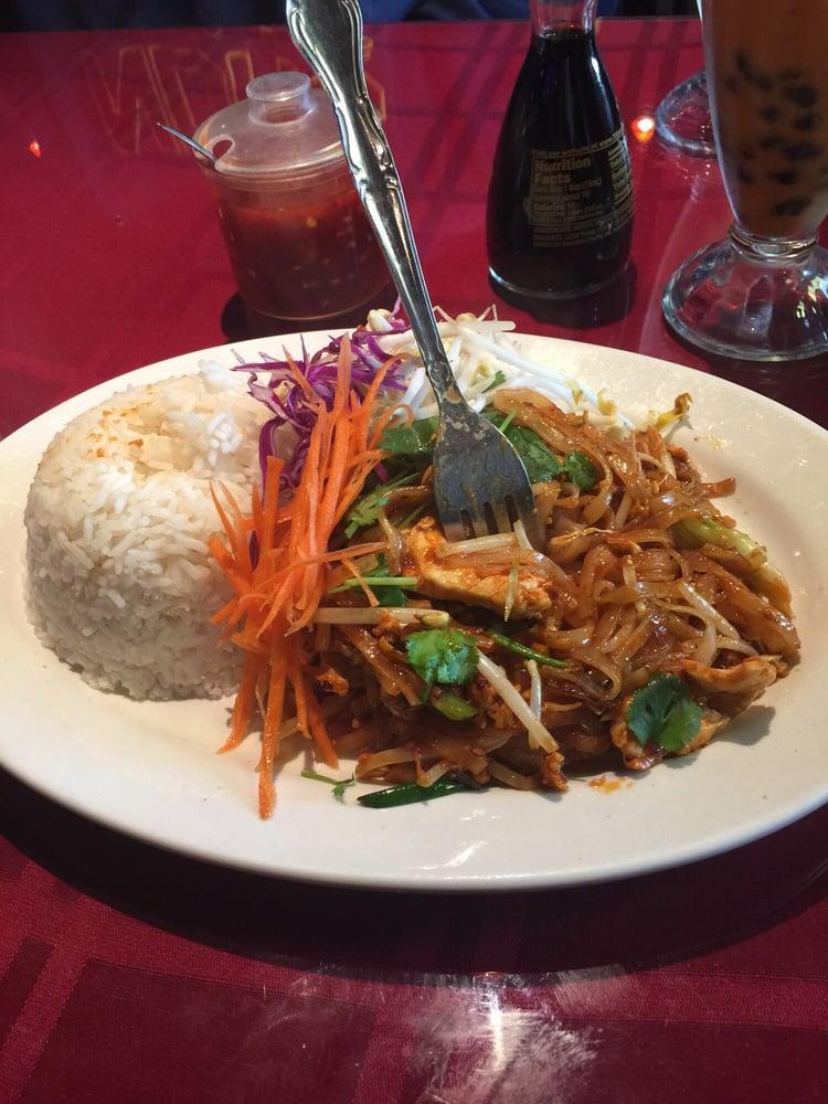 Original Khun Dang Thai Restaurant Van Nuys Ca