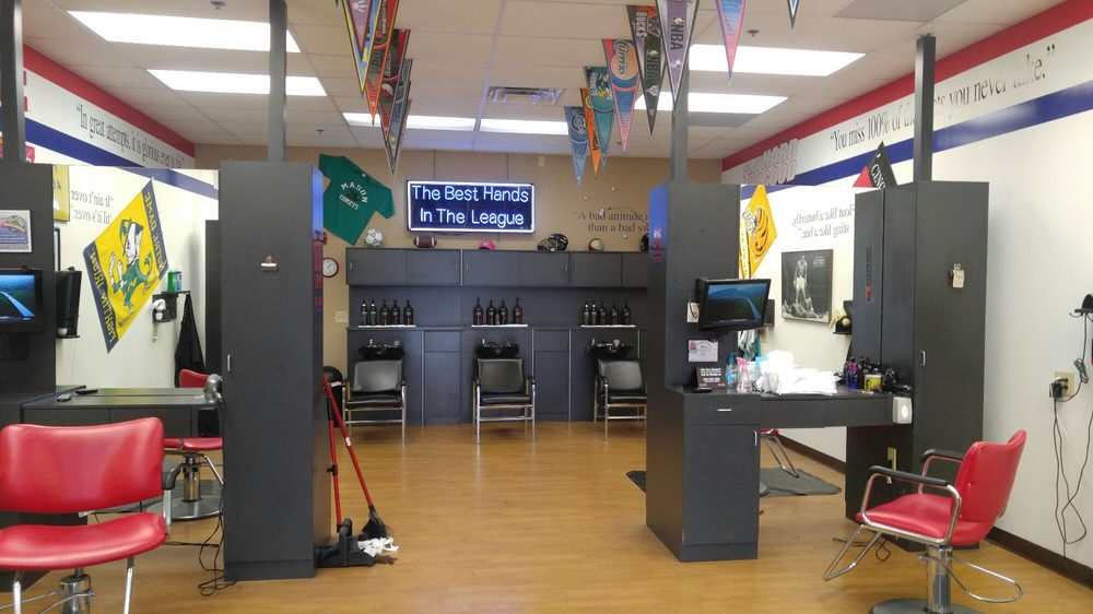 Big League Haircuts Barbers 8230 Arbor Square Dr Mason Oh