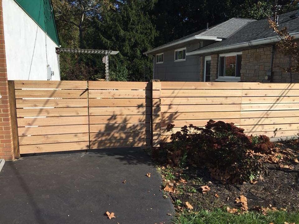 Elevated Fence