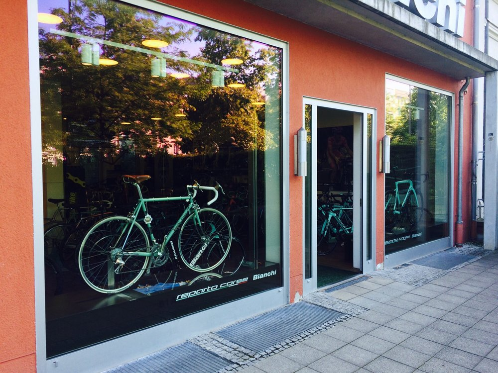 Bianchistore  單車  Nymphenburger Str 91, Neuhausen, 慕尼黑