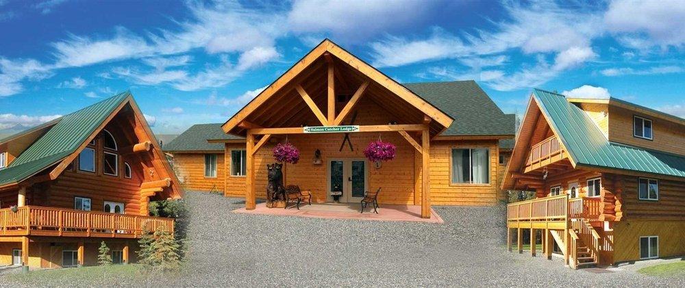 Salmon Catcher Lodge: 37911 Ralph Ln, Kenai, AK