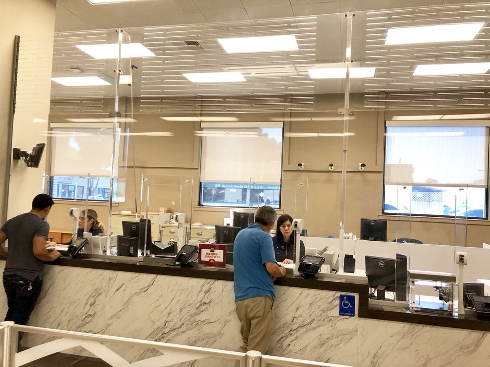 Bank of America: 9545 Las Tunas Dr, Temple City, CA