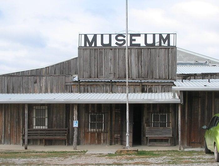 Comanche County Museum: 402 Moorman Rd, Comanche, TX