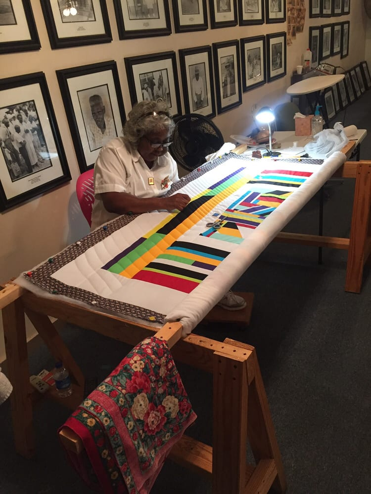 Gee's Bend Quilters Collective: 14570 County Rd 29, Boykin, AL