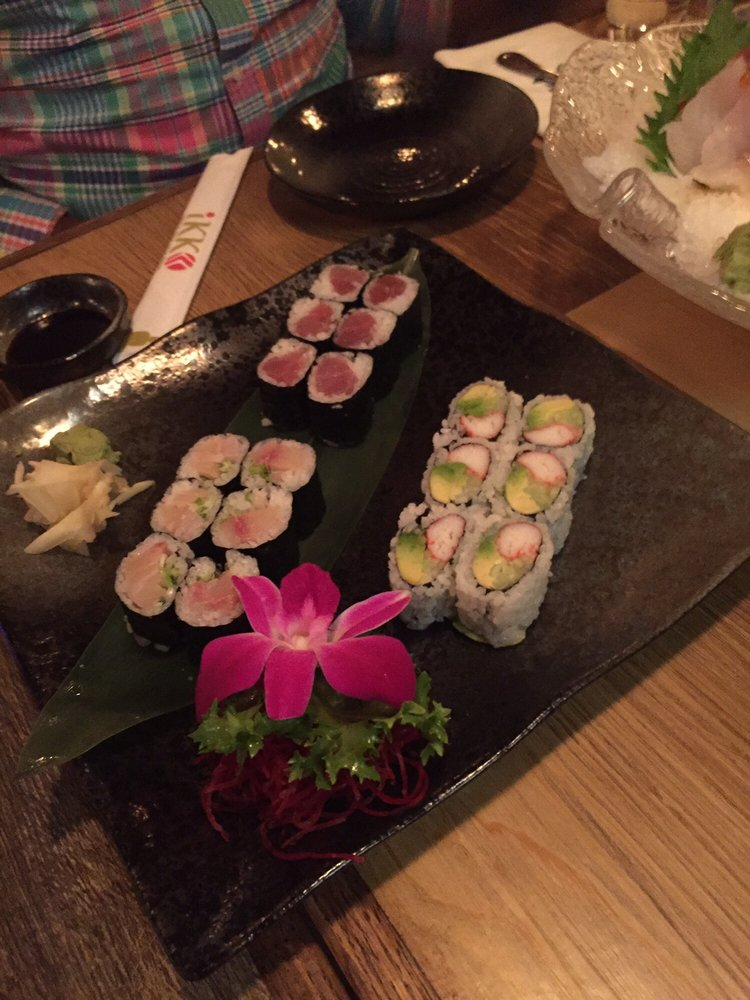 Ikko Hibachi Sushi Asian Bistro