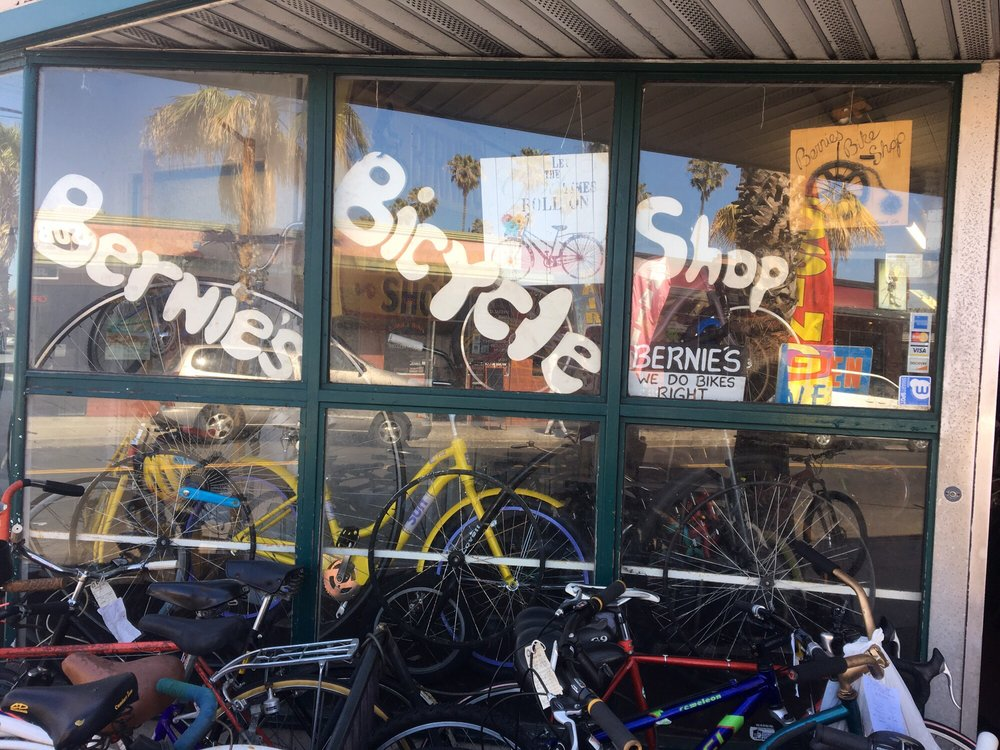 Bernie's Bike Shop
