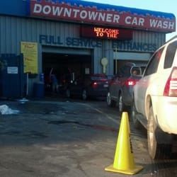Downtowner Car Wash St Paul Hours