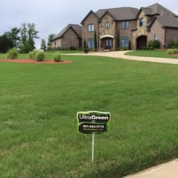 Photo Of Ultragreen North Little Rock Ar United States An Lawn