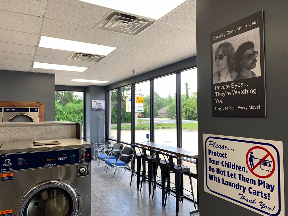 Laundry Today: 9005 Old Spanish Trl, Ocean Springs, MS