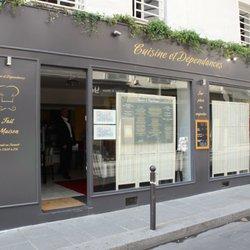 cuisine et d pendances 20 foto cucina francese 91 rue de clery grands boulevards sentier. Black Bedroom Furniture Sets. Home Design Ideas