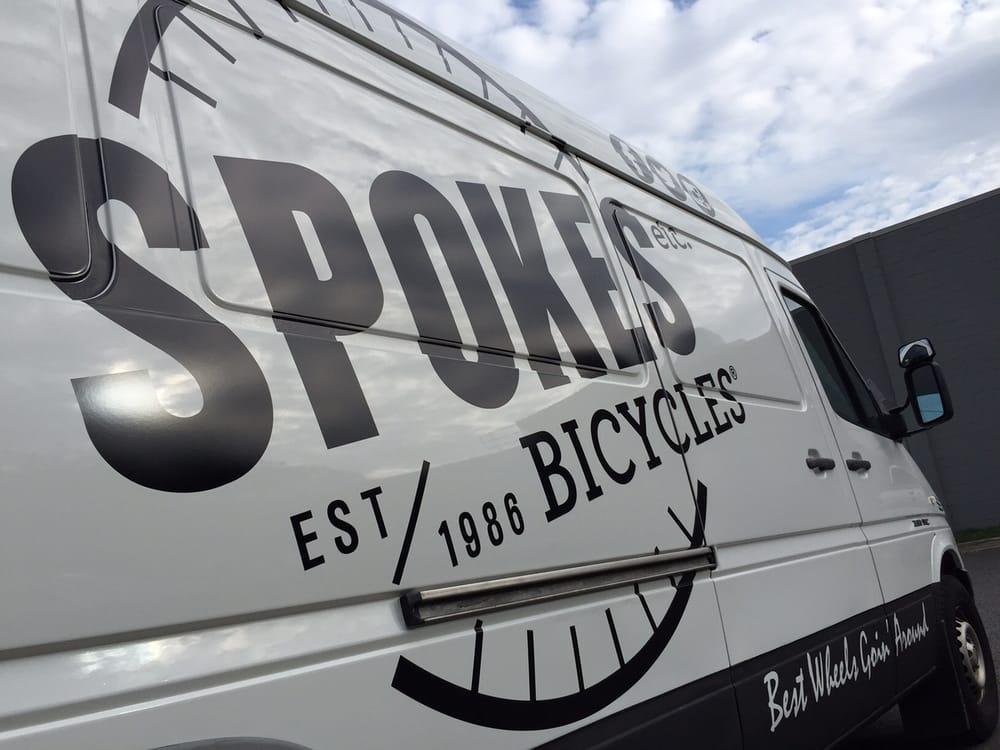 Spokes Etc. Bicycles: 1605 Village Market Blvd, Leesburg, VA