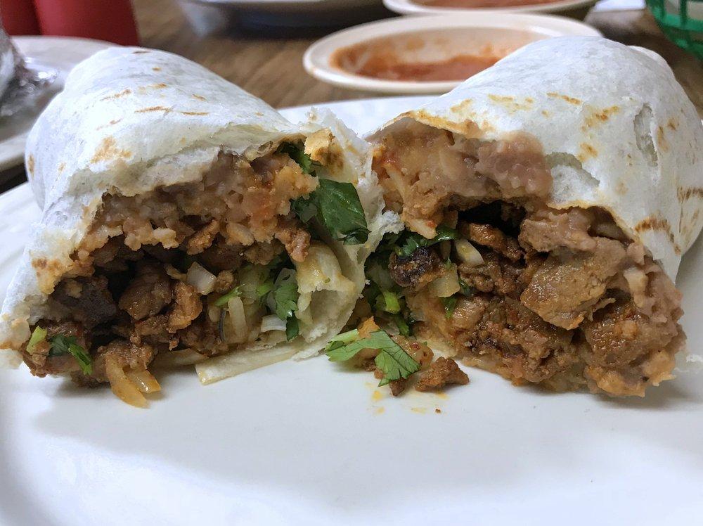 Evita's Mexican Food: 401 Blue Mound Rd, Blue Mound, TX