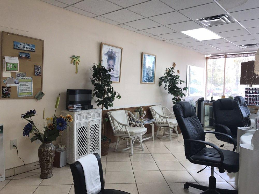 Four Seasons Nails & Skin Care: 5604 Marina Dr, Holmes Beach, FL