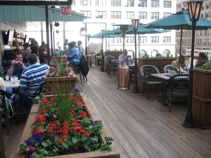 Rooftop Bar - Yelp